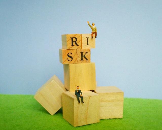 働くために生きる リスク